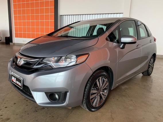 Honda Fit 2017 1.5 Exl Flex Aut. 5p Única Dona Top De Linha