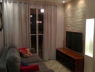 Apartamento Em Vila Ema, São Paulo/sp De 56m² 3 Quartos À Venda Por R$ 330.000,00 - Ap695334