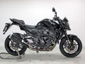 Kawasaki Z-750 Abs 2012 Preta