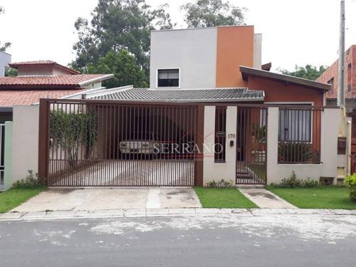 Imagem 1 de 4 de Casa Com 4 Dormitórios À Venda, 270 M² Por R$ 950.000,00 - Residencial Quinta Das Videiras - Louveira/sp - Ca0470