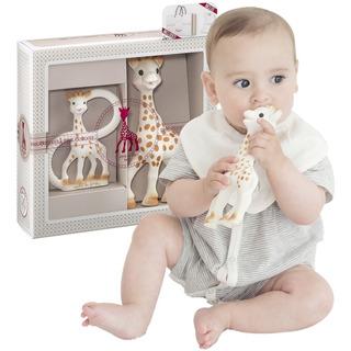 Mordillo Set Jirafa Sophie La Girafe Estimulo Bebe Importado