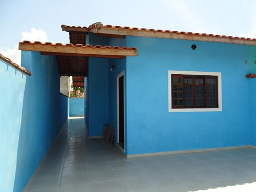 Casa Com 2 Dormitórios À Venda, 75 M² Por R$ 185.000 - Balneário Campos Eliseos - Itanhaém/sp - Ca0760