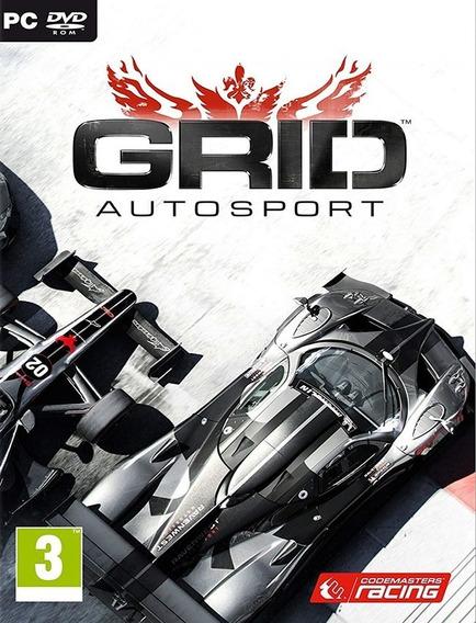 Grid Autosport Pc - 100% Original (steam Key)