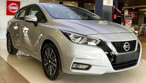 Nissan Versa 2021 1.6 Advance 16v Cvt 4p