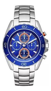 Reloj Hombre Michael Kors Mk8462 Acero Importados Usa