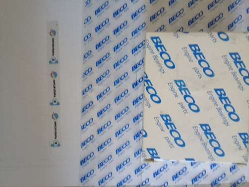 Conchas De Bielas Fox 1.6 0.20 Sin Cuña