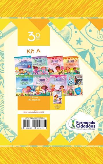 Livro Formando Cidadãos Kit A 3º Ano