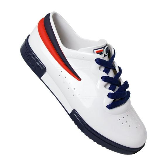 Melissa Sneaker + Fila- Original Mod:32477