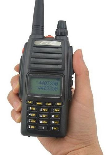 Radio Ht Vhf 10w Melhor Que Radio Motorola Vertex Kenwood