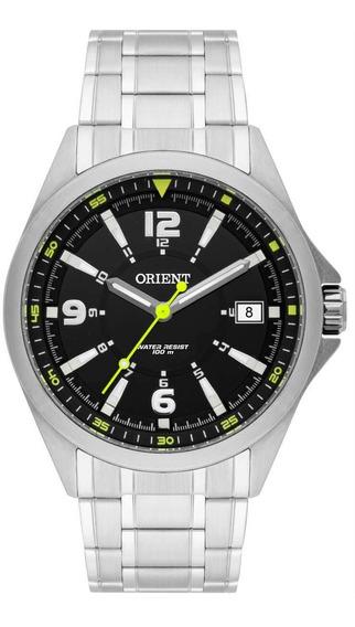 Relógio Orient Masculino Aço Inox Original - Mbss1270