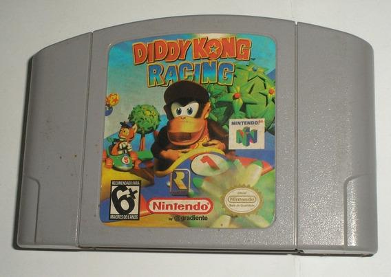 Diddy Kong Racing 64 Original Nacional Usada