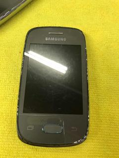 Celular Galaxy Pocket Usado No Estado De Bem Usado