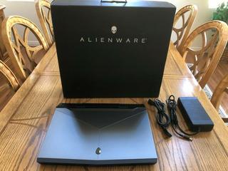 Alienware 17, I7, 32gb Ram