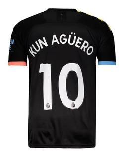Camisa Puma Manchester City Away 2020.
