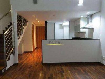 Apartamento À Venda 1 Quarto Loft Duplex Com 73 M² Belvedere. - Ap4724