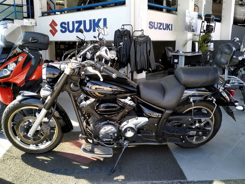 Yamaha Xvs950a Midnight Star - 2014 Custom