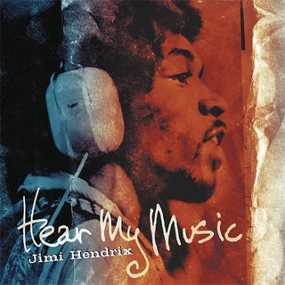 Lp Jimi Handrix Hear My Music 200gr Duplo Lacrado