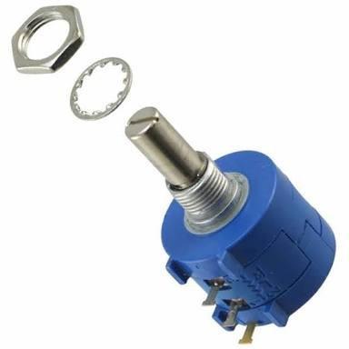 Potenciômetro Precisão Bourns3590s-2- 10k + 5%