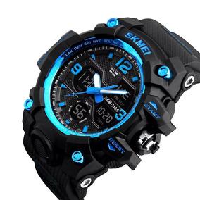 Relógio Masculino Skmei Original Modelo 1155b Prova D