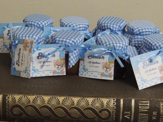 Souvenirs Mermelada Artesanal Ideal Bodas Cumpleaños Eventos