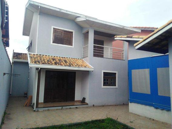 Sobrado Com 3 Dorms, Jardim Altos De Santana I, Jacareí - R$ 500 Mil, Cod: 8517 - V8517