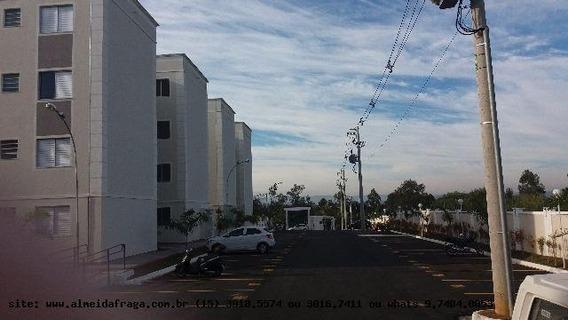 Apartamento Para Venda Em Sorocaba, Alto Da Boa Vista, 2 Dormitórios, 1 Banheiro, 1 Vaga - 1388_1-758344