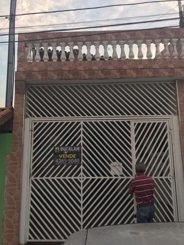 Imagem 1 de 15 de Sobrado Para Venda No Jardim Monte Alegre - 2656-p-r