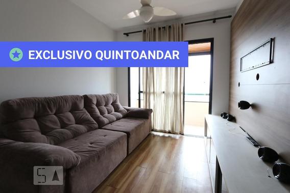 Apartamento No 18º Andar Com 2 Dormitórios E 2 Garagens - Id: 892967383 - 267383