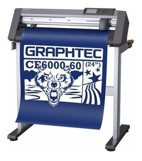 Plotter De Corte Graphtec Ce6000