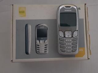 Celular Siemens A65 Tim Nokia Lg Sony Samsung Motorola