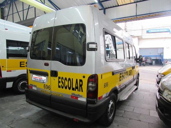 Renault Master Escolar L2h2 Prata
