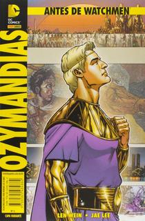 Hq Ozymandias Antes De Watchmen