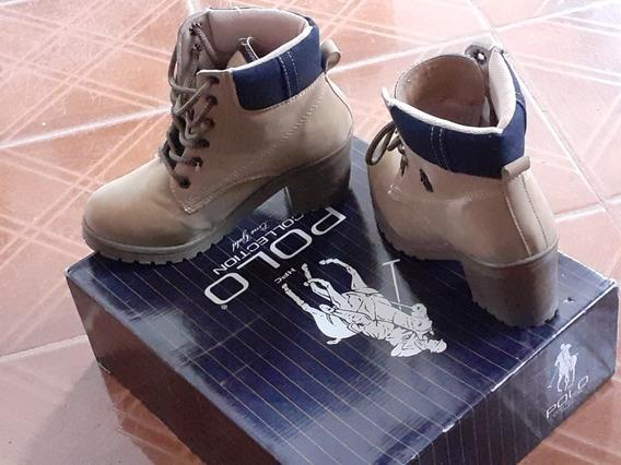 Zapato De Mujer, Marca Polo