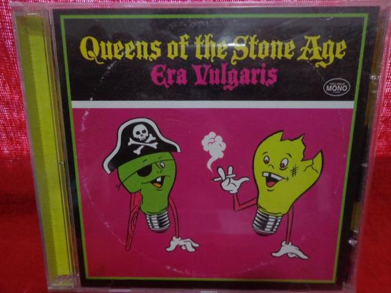 Cd Queens Of The Stone Age - Era Vulgaris