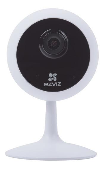 Mini Cámara Ip 1 Mp Microsd Audio 2vias Grabar Nube C1c-720p