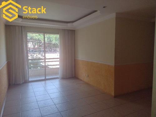 Imagem 1 de 9 de Apartamento Residencial Em Jundiaí - Sp, Jardim Tamoio - Ap02117