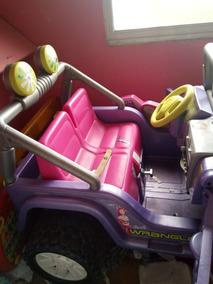 De Oportunidad Carro Barbie Para Niña