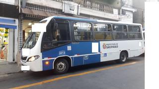 Micro Ônibus 2012 - Padrão Sp Trans - Só 75.000