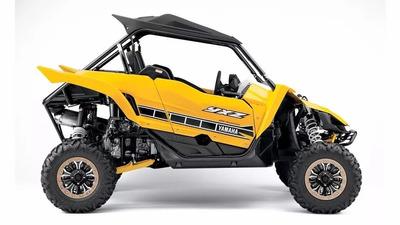 Utv Yamaha Yxz1000r 4x4 Yxz 1000 Utv Arenero No Can Am