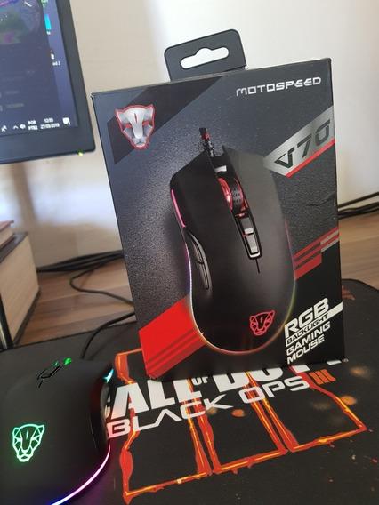 Mouse Motospeed V70 Perfeito Estado