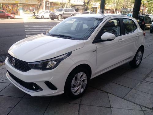 Fiat Argo 1.3 0km 2021 Anticipo $126.000 Y Cuotas - L