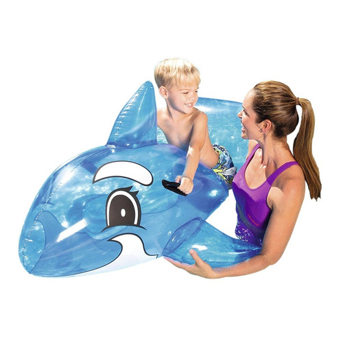 Orca Ballena Inflable Enorme 157x91 Cm Bestway 41037
