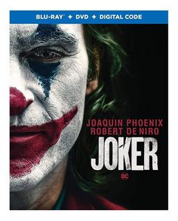 Blu-ray + Dvd Joker / Guason (2019)