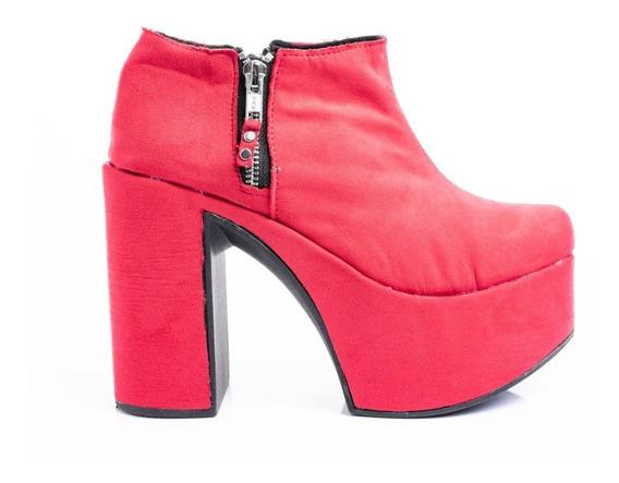 Botas Zapatos Mujer Plataformas Borcegos Botinetas Botitas