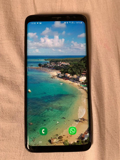 Smartphone Samsung S9 Plus.