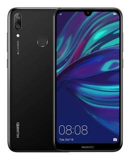 Smartphone Huawei Y7 2019 Preto (32gb, 3gb) Dual Sim 6.26