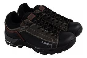 Zapatos Hi-tec Trail Ox Low I Wp Suela Michelin No. 52167