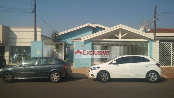 Casa À Venda, 180 M² Por R$ 690.000,00 - Nova Paulínia - Paulínia/sp - Ca1533