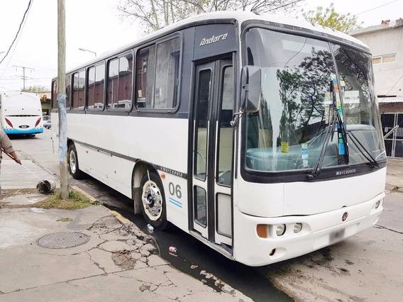 Colectivo Omnibus Volvo V7r Marcopolo 2001