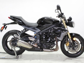 Triumph Speed Triple Abs 2014 Preta